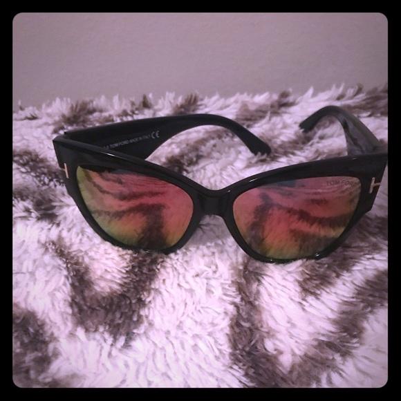 c55449c05fde Authentic TomFord AnoushkaFT0371 Mirror Sunglasses. NWT. Tom Ford